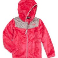 ONETOW The North Face Oso Fleece Hoodie (Toddler Girls & Little Girls)   Nordstrom