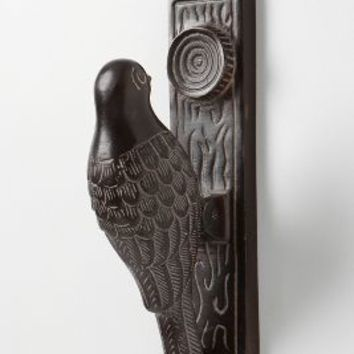 Woodpecker Knocker by Anthropologie in Brown Size: One Size Hardware