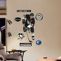 Fathead Pittsburgh Penguins Sidney Crosby Wall Decals