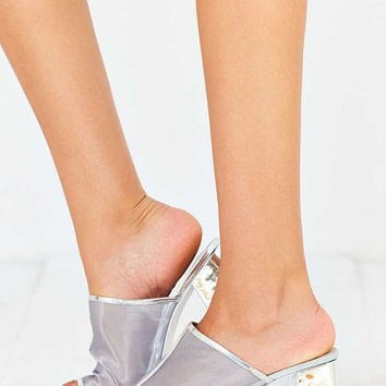 Jeffrey Campbell Derry Metallic Mule - Urban Outfitters