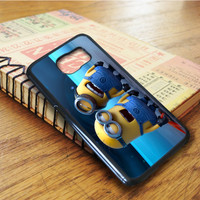Minions Despicable Me Samsung Galaxy S6 Edge Case