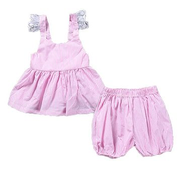 Baby Girl Clothes Fashion Baby Girl Clothing Set Newborn Baby Clothes Infant Jumpsuits Kids Clothes