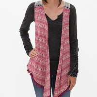 Gimmicks By BKE Printed Vest