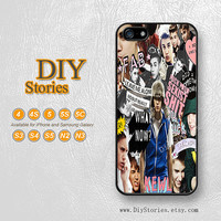 Justin bieber, Idol, iPhone 5 case, iPhone 5C Case, iPhone 5S case, iPhone 4S Case, Samsung S3 S4 S5, Note 2 3, Phone Cases, 5A276