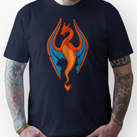 FIRE BORN Unisex T-Shirt