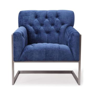 Moya Velvet Chair