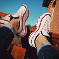 Nike Air Max 97 EOS Palm Air Cushion Running Shoes