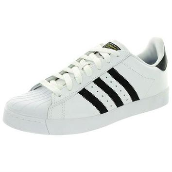 Adidas Men's Superstar Vulc Adv Skate Shoe