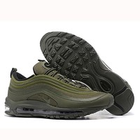 Trendsetter  Nike Air Max 97  Women Men Fashion Casual Sneakers Sport Shoes