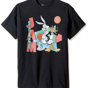 spbest Retro Space Jam T-Shirt