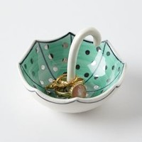 Umbrella Ring Dish by Molly Hatch Multi One Size Office