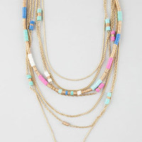 FULL TILT Shell Wrap Swag Necklace | Necklaces