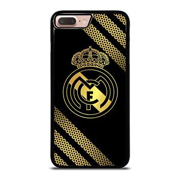 REAL MADRID GOLD NEW iPhone 8 Plus Case Cover