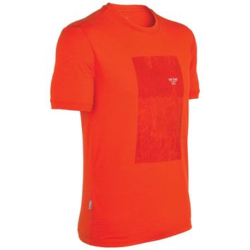 Icebreaker Tech T Lite - Mt Blanc - Men's