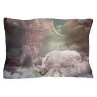 The Most Beautiful (rhino Dreams) Pillow Case> Pillow Cases> soaring anchor designs