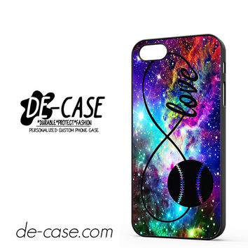 Infinity Love Softball Sports DEAL-5609 Apple Phonecase Cover For Iphone 5 / Iphone 5S