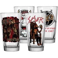 Slayer Pub Glass Set