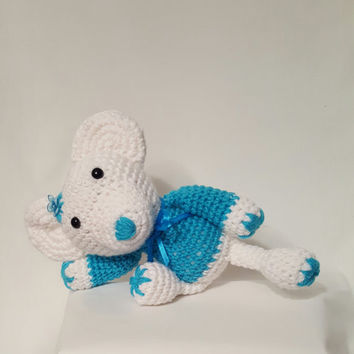 Crocheted  Teddybear
