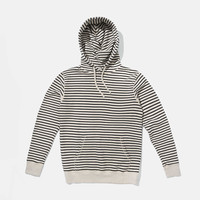 Saturdays x Mr Porter Ditch Stripe Pullover, Black Stripe | Saturdays NYC