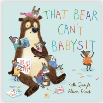 That Bear Can't Babysit
