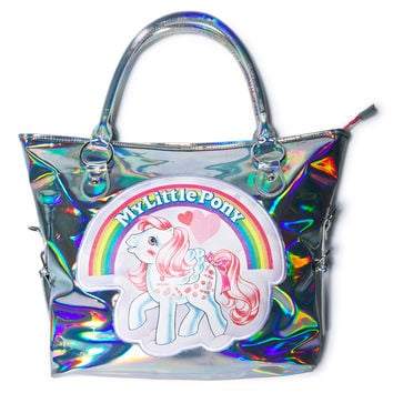 Iron Fist My Little Pony Tote Iridescent One