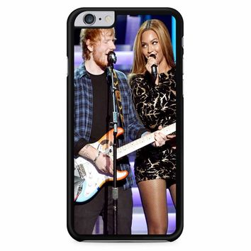 74ff03583d Ed Sheeran And Beyonce 2 iPhone 6 Plus / 6s Plus Case