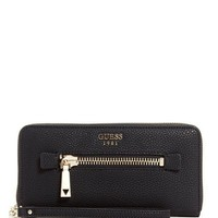CREYON2D GUESS Tenley Zip-Around Wallet