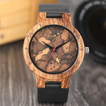 Creative Simple Wood Watches For Men