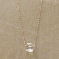 LESS IS MORE NECKLACE         -                  Single Pendant         -                  Necklaces         -                  Jewelry                       | Robert Redford's Sundance Catalog