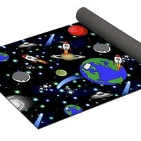 Galaxy Universe Yoga Mat for Sale by Gravityx9 Designs