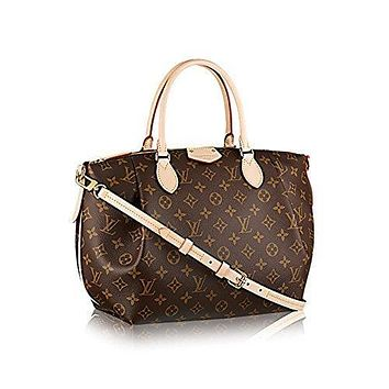 Louis Vuitton Neverfull MM Monogram Canvas Turenne MM Tote Bag Handbag Article: M4881
