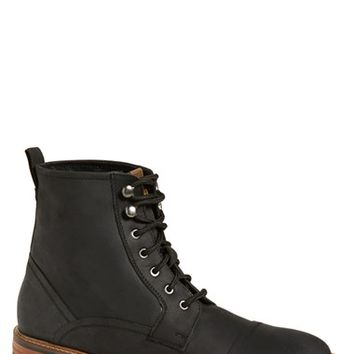Men's Ben Sherman 'Luke' Cap Toe Boot,