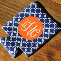 Personalized Monogrammed Koozie  Many Colors and by AbigailLeeHome