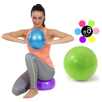 25cm Yoga Ball Exercise Fitness Pilates Ball
