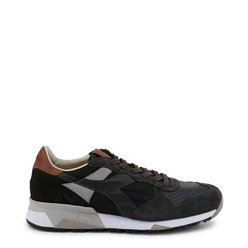 Diadora Heritage Trident Men Grey Sneakers