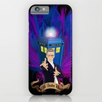 12th Doctor with rainbow Ray ban glasses iPhone 4 4s 5 5c 6, pillow case, mugs and tsh