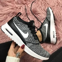 Nike Air Max Thea Ultra Flyknit Man Casual Running Sport Shoes Sneakers H-JJ-MYZDL