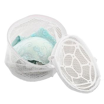 Laundry basket Lingerie Underwear Bra Sock Basket Washing Aid