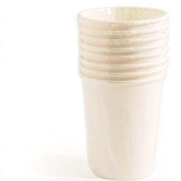 White Paper Cups Case Pack 36