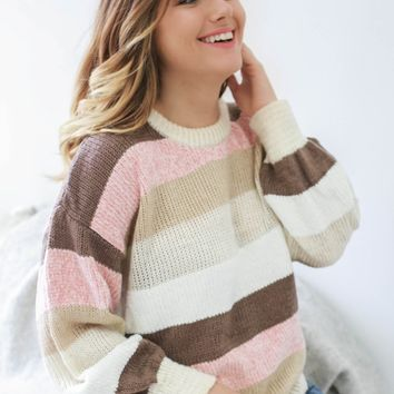 Collect Moments Sweater - Cream