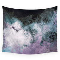 Society6 Soaked Chroma Wall Tapestry