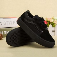 Vans Girls Boys Children Baby Toddler Kids Child Breathable Sneakers Sport Shoes Day-First™