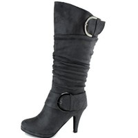 Top Moda Auto-8 Slouch Boots