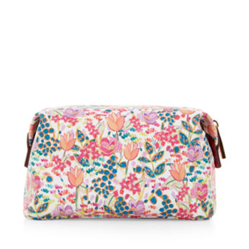 Summer Floral Make Up Bag | Multi | Accessorize