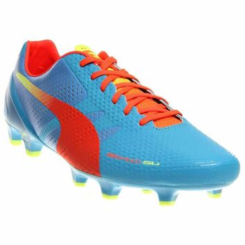 Puma EvoSpeed 1.2 Sl FG Soccer/Football Cleats