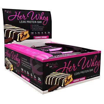 NLA For Her Her Whey Bar