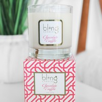 BLING Chocolate Truffle 11 oz Candle