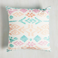 Boho Recline of Least Resistance Pillow by ModCloth