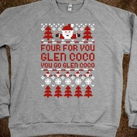 UGLY SWEATER GLEN COCO (SWEATSHIRT)