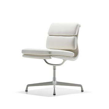 Herman Miller Eames® Soft Pad Side Chair without Arms